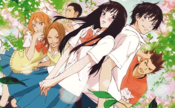 Anime Romance Slice of Life Terbaik - Kimi ni Todoke