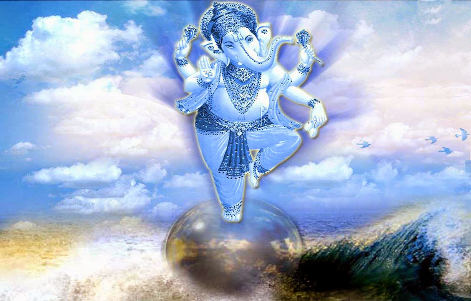 Aarti 3d Name Wallpaper Hd Wallpapers Hdwallpapers Org In Lord Vigneswara