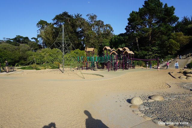 Playground Golden Gate Park