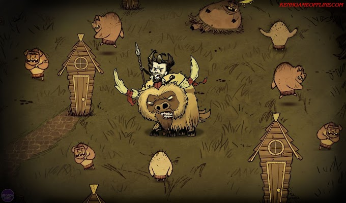 Link download game DON'T STARVE Việt Hóa