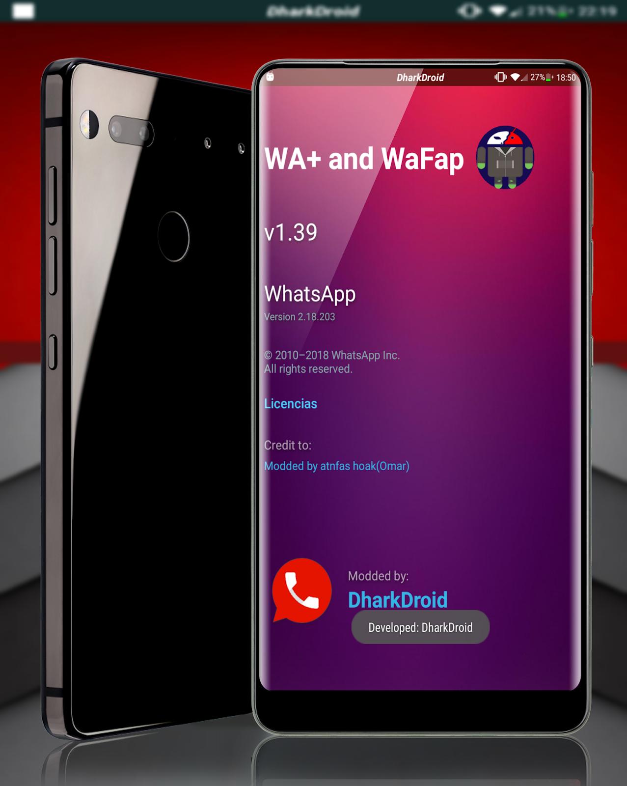 whatsapp plus link