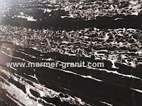 Marmer Nero Portoro Silver