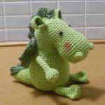 patron dragon amigurumi   free pattern amigurumi dragon