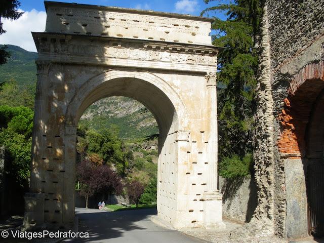 ValSusa, Val di Susa, Piemonte, Itàlia, arqueologia