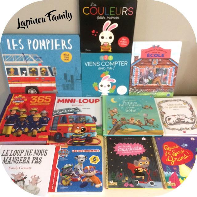 selection livres lapinou