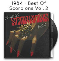 1984 - Best Of Scorpions Vol. 2
