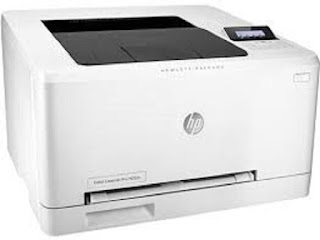 Picture HP Color LaserJet Pro M252n Printer