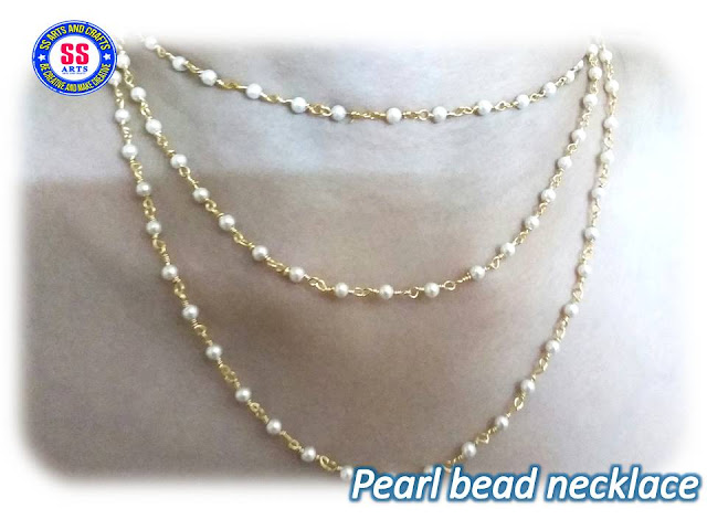 Here is silk thread jewellery making at home,pearl jewellery,silk thread ear rings,beads jewellery,crystal jewellery,How to make silk thread necklace at home,silk thread choker,How to make silk thread pearl linked chain necklace