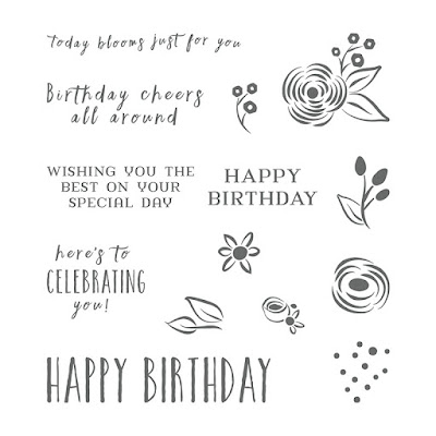 Stampin' Up! UK Independent  Demonstrator Susan Simpson, Craftyduckydoodah!, Crafternoon Tea, Perennial Birthday, Perennial Birthday Project Kit, Supplies available 24/7 from my online store,