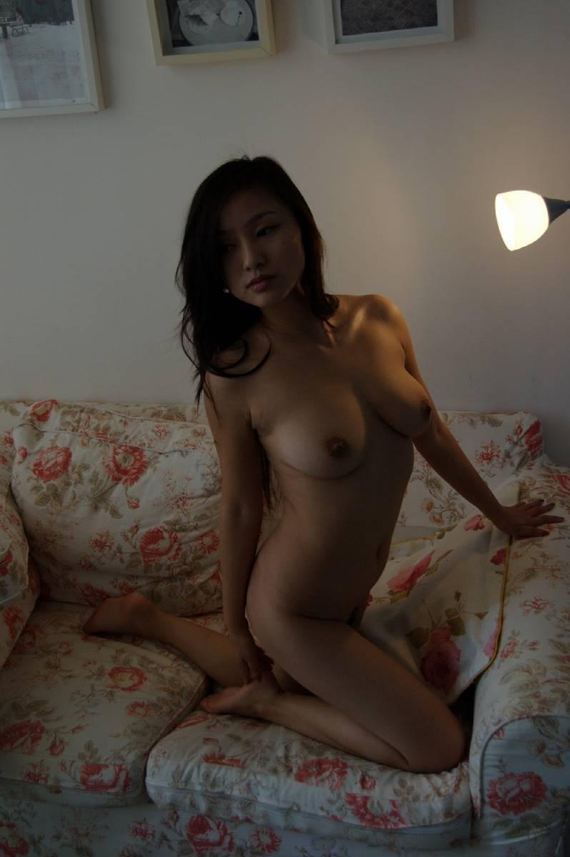 Nude homemade