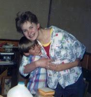 Jen & Mac at Baldpate Inn 1987