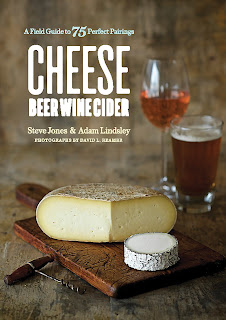 Review of Cheese Beer Wine Cider by Steve Jones and Adam Linsley