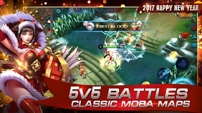Mobile Legend MOD Unlimited BP Apk Android Terbaru