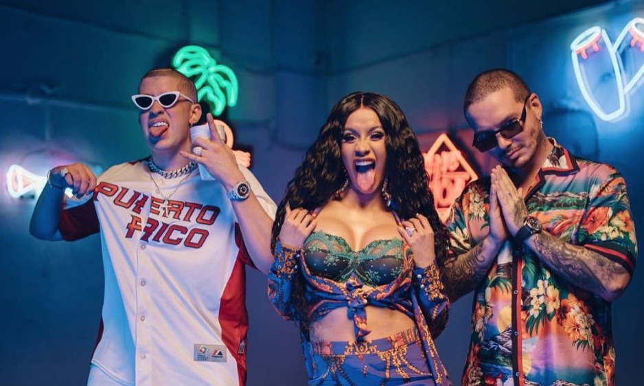 Cardib money official video - 1 9