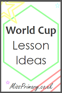 primary school lessons for world cup