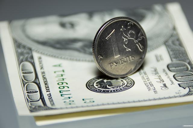 Доллар устремился к курсу в 75 рублей