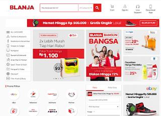 Menjual produk secara online di website sendiri