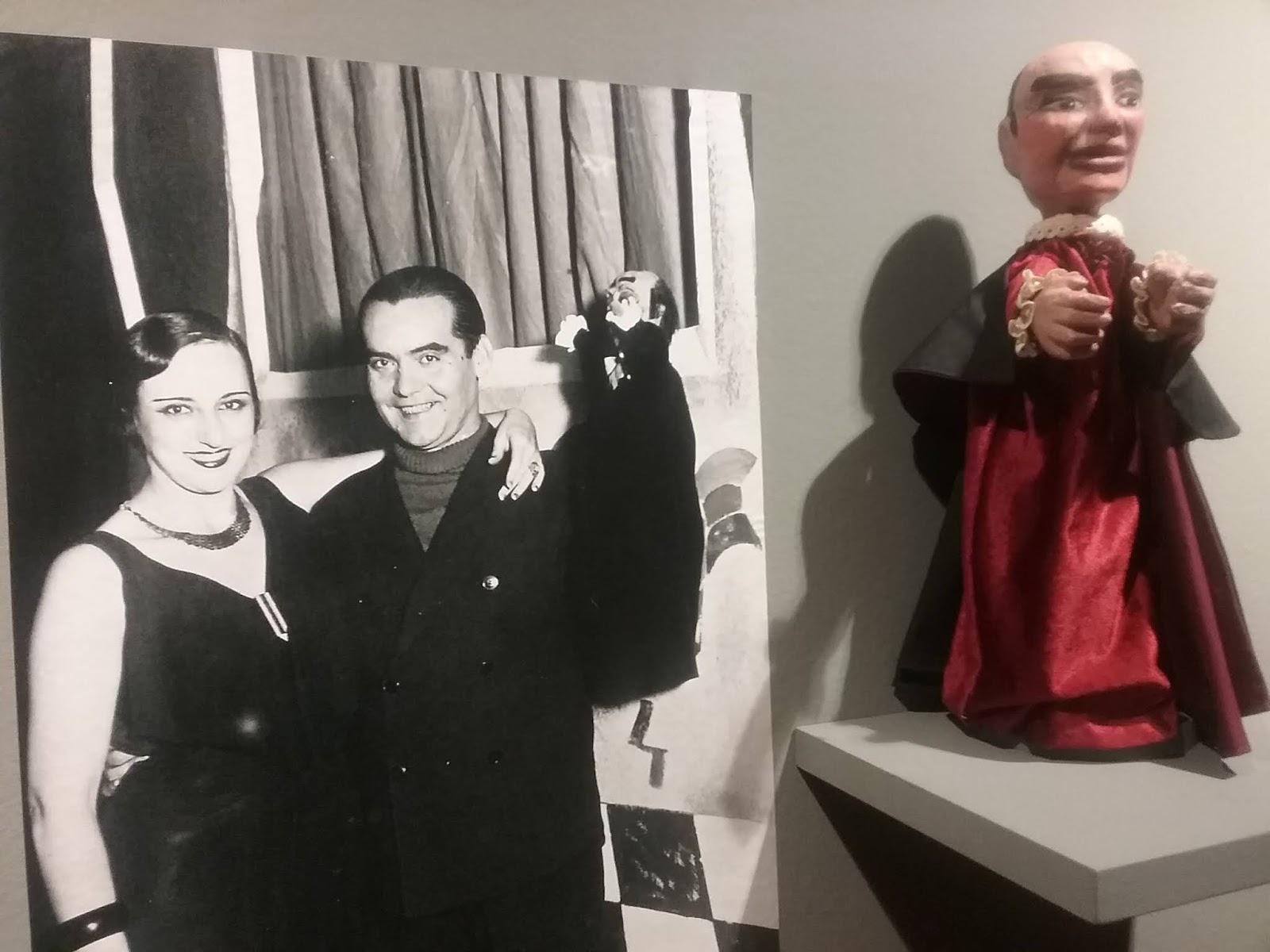 Resultado de imagen de Marionetas de Federico García Lorca
