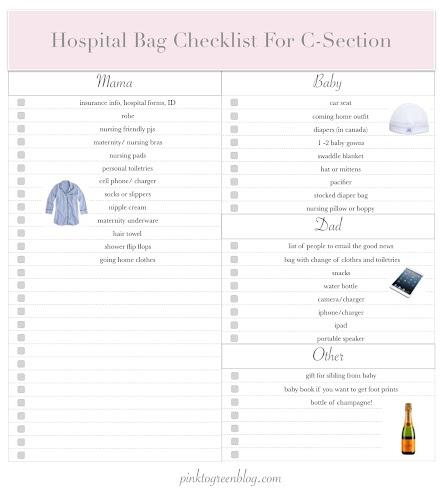 Or Prink Checklist Here