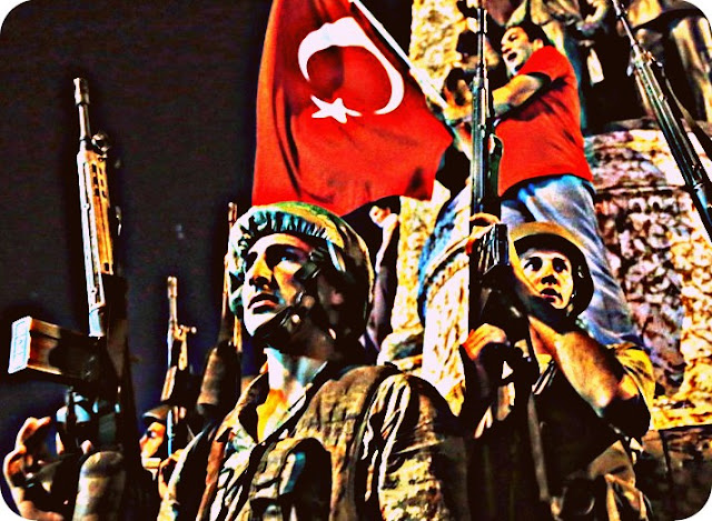 Kudeta di Turki Tidak Terkait Isu Sekulerisme dan Tidak Akan Berlanjut