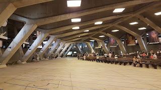 Chiesa sotterranea Lourdes