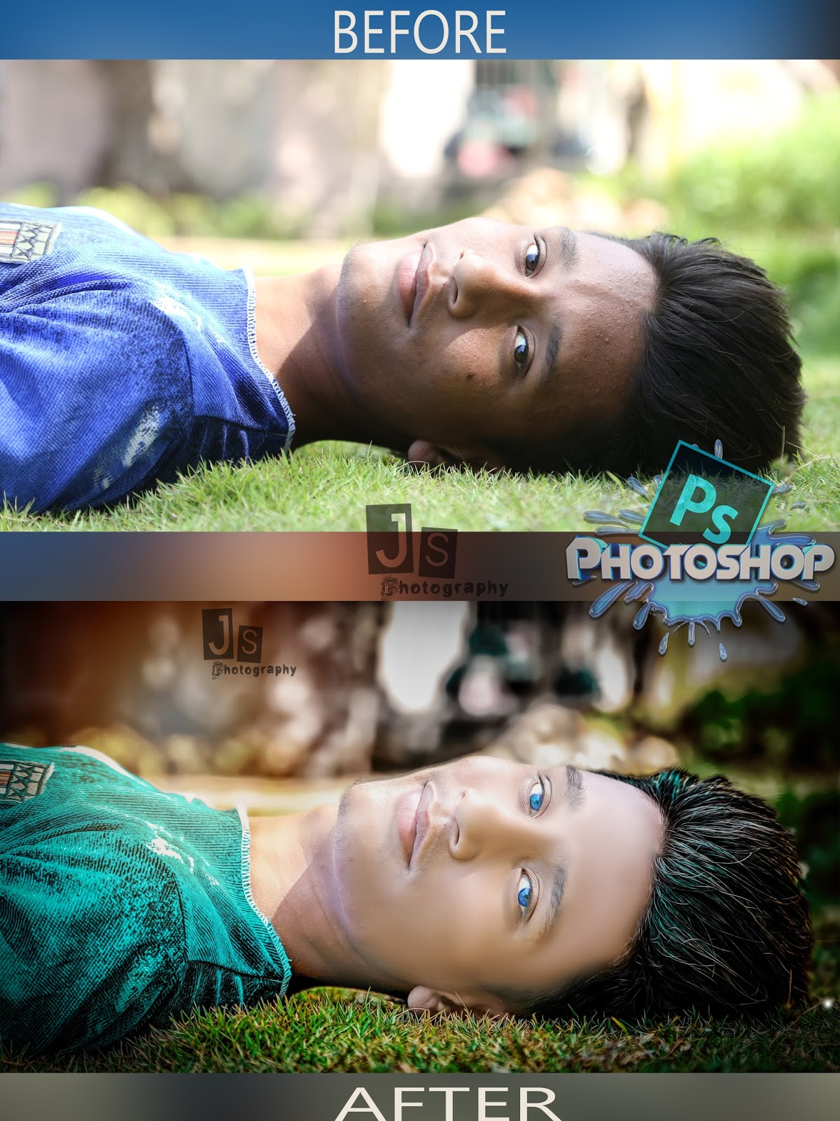 Js Photography How To Edit A Photo Like Professional