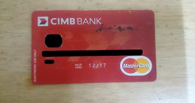 kad ATM Cimb