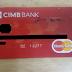 Cara aktifkan kad ATM CIMB untuk penggunaan luar negara