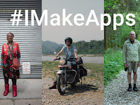 #IMakeApps - Celebrating app makers worldwide