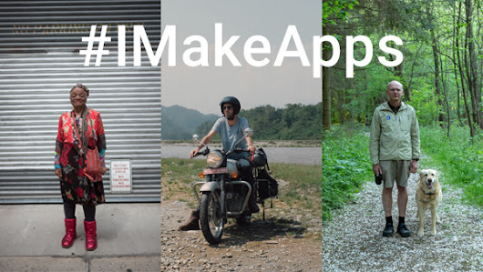 Android Developers Blog: #IMakeApps - Celebrating app makers worldwide