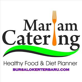 Lowongan Kerja Asisten Koki & Helper Koki di Mariam Catering