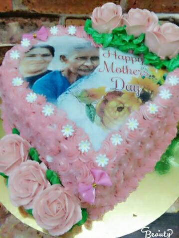 Happy Mothers Days Cakes Dari Idzura Homemade cakes
