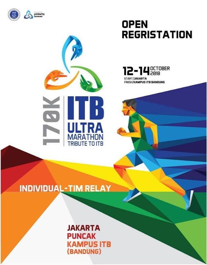 ITB Ultra Marathon • 2018
