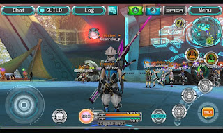 Stellacept Online v1.0.3 Apk MMORPG Android