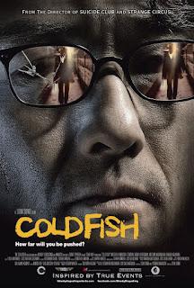 Tsumetai nettaigyo (aka Cold Fish) (2010)