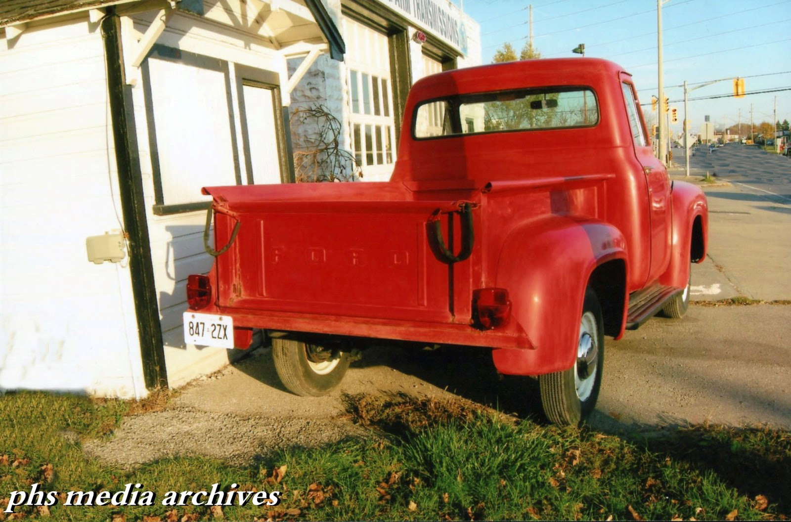 1954 Ford F100 Pick Up Le Shop Truck Phscollectorcarworld Pickup Sale Very Clean Condition Over All Without Cars On The Street This Could Almost Be