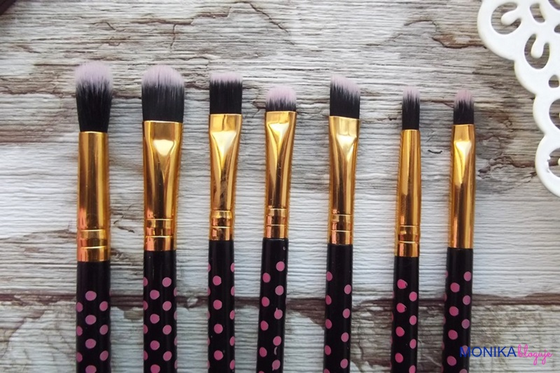 BH Cosmetics Brush Set