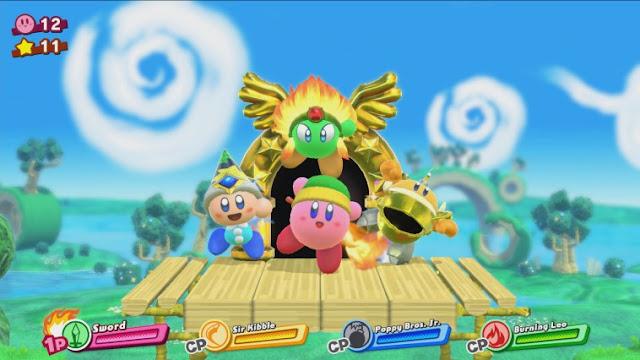 Kirby Star Allies presenta nuevas habilidades y fecha de estreno