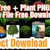 HD Tree PNG For Photoshop and PicsArt | Nature PNG Free Download
