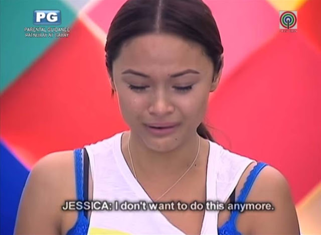 California Dream Girl of USA, Jessica Marasigan Decided to quit PBB 737 after hearing the news of her grandmother's death