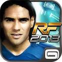تحمبل لعبة كرة القدم الشهيرة Real Football 2013 apk HD android للاندرويد مجاماً