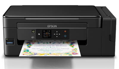 Epson Ecotank L495 Driver Download