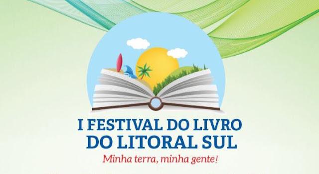 Programação para a criançada no Festival do Livro do Litoral Sul
