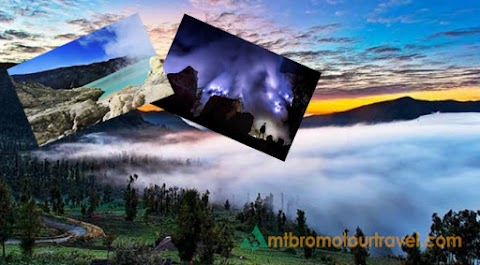 Shared Tour to Mt Bromo and Ijen Crater