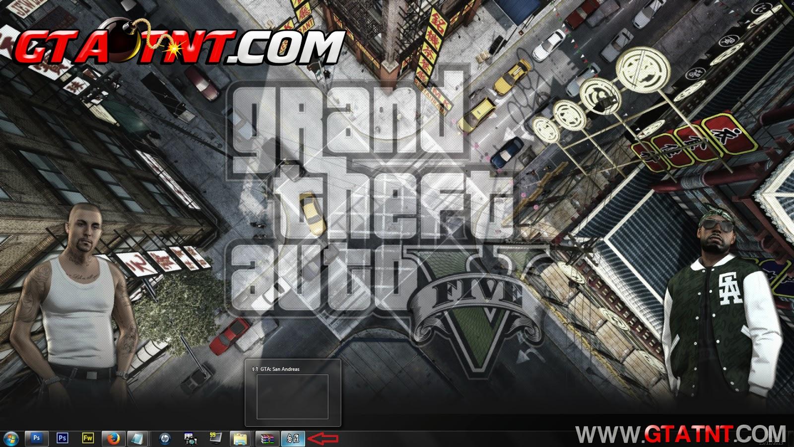 GTA SA - Aero Fix + Silent ASI Loader | GTA TNT | Mods Para GTA