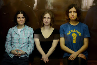 Documental Pussy Riot: Una plegaria punk