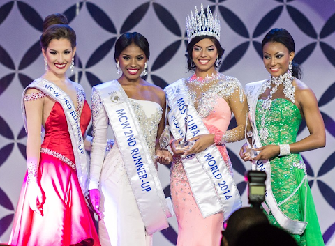 Miss Curaçao World 2014