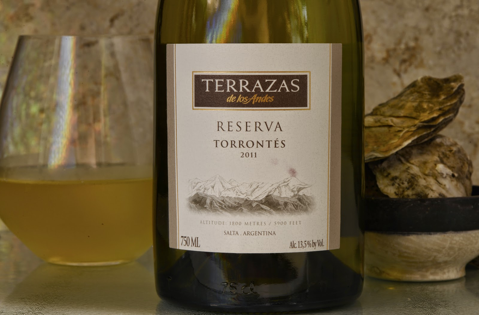 New Hampshire Wine Man Terrazas 2011 Torrontés Reserva