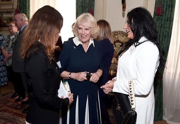 SafeLives is a charity working to end domestic abuse for good. The Duchess welcomed staff, supporters and people. Meghan Markle