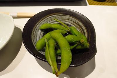 Ryo Sushi, edamame